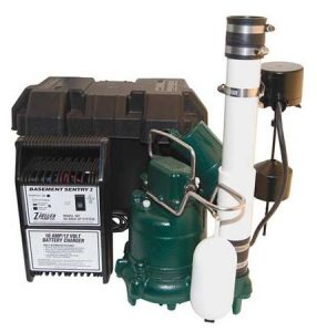 Zoeller battery Backup